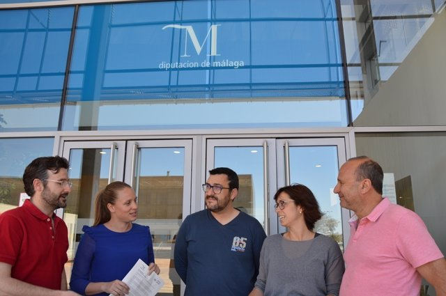Iu Presenta En Junta Y Diputación Iniciativas Para Solucionar Los Problemas De A