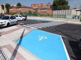 El Ayuntamiento de Málaga promueve una campaña para el buen uso de los aparcamientos para discapacitados