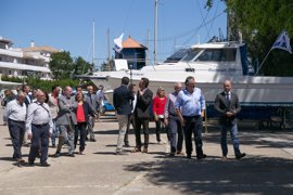 Puerto Gelves acoge la II Feria del Barco de Ocasión y III Mercadillo Náutico