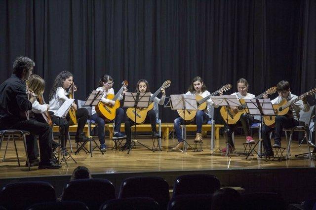 Escuela de Música de Camargo