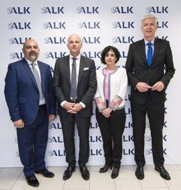 Plan de inversión de ALK Abelló en Madrid