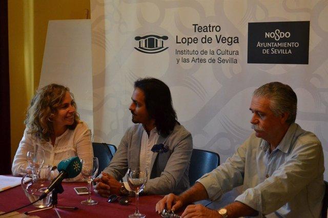 Nota Y Foto. Farruquito En El Lope De Vega