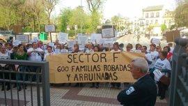 Nuevas comparecencias por la investigación del Sector F de Almensilla