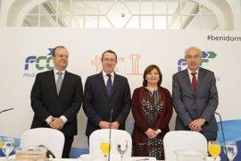 """El alcalde de Benidorm reclama una """"mayor conectividad"""" con el aeropuerto de Alicante-Elche"""