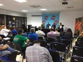 El calzado de Valverde da pasos hacia la intenacionalización de la mano de la Diputación y Cámara de Comercio