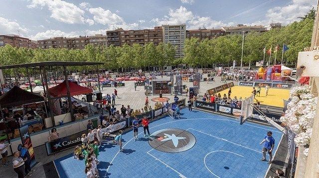 Torneo 3x3 Plaza Caixabank