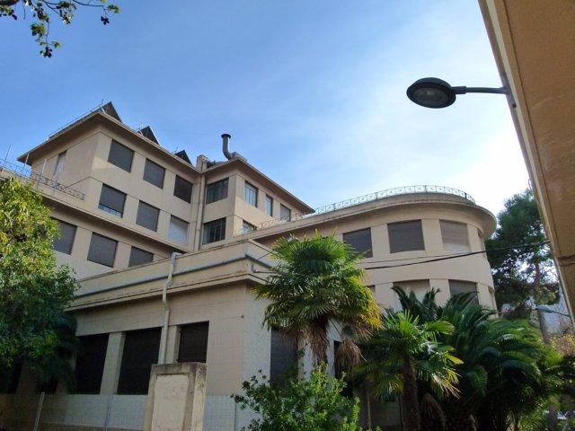Colegio Mayor Luis Vives de València