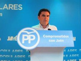 Moreno acata el auto que no recurrirá y sigue confiando en llegar al congreso del PP de Jaén con una candidatura única