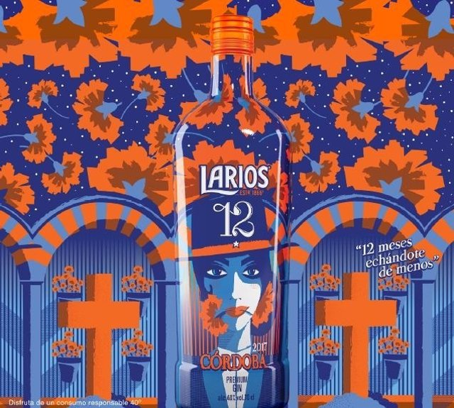 La edición especial de 'Larios 12' dedicada a Córdoba en Mayo