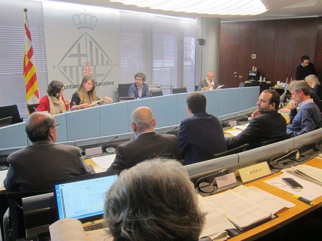 Comisión de Ecología, Urbanismo y Movilidad de Barcelona