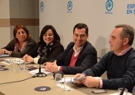 'Génova' rechaza un recurso de Juan Bueno al congreso del PP de Sevilla