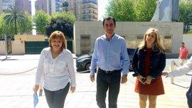 """'Génova' pide a Bonig que no se repitan """"errores"""" como votar contra los PGE en la Diputación de Valencia"""