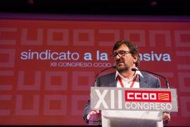 Los delegados de CC.OO. Aragón aprueban el informe de la comisión ejecutiva