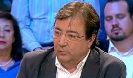 """Vara cree """"mejorable"""" el sistema de primarias en el PSOE y plantea que sea """"sin avales"""" o """"con segundas vueltas"""""""