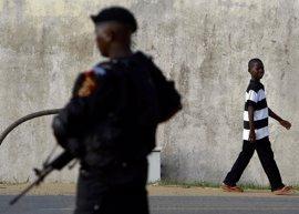 """Angola pide el """"fin inmediato"""" de la violencia en la región congoleña de Kasai"""