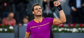 Nadal pone en marcha la máquina de ganar en Roma y se cita de nuevo con Thiem