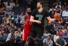 Harden lidera por unanimidad el mejor equipo de la NBA