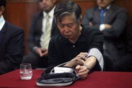 """Alberto Fujimori regresa a prisión después de un """"gran susto"""" médico y pide que se garantice su derecho a la vida"""