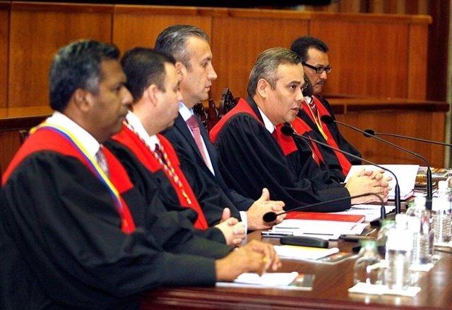 Miembros del TSJ de Venezuela