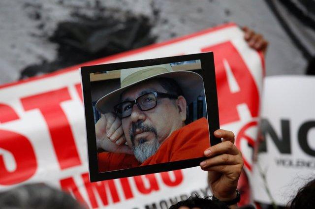 Periodista Asaesinado En México Javier Valdez