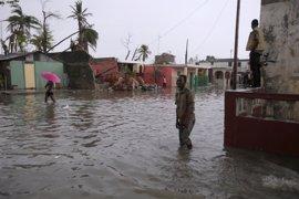 Al menos cinco muertos y 19 desaparecidos a causa de las fuertes lluvias registradas en Haití