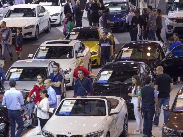 Salón Vehículo de Ocasión de Madrid 2016