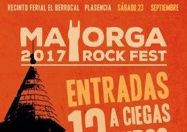 """El Mayorga Rock de Plasencia (Cáceres) lanza una oferta limitada de entradas """"a ciegas"""""""
