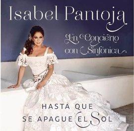 Isabel Pantoja ofrecerá el 28 de octubre en Bilbao su único concierto en Euskadi y toda la zona norte
