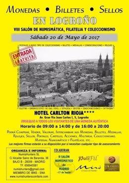 El Epicentro de la numísmática en Logroño