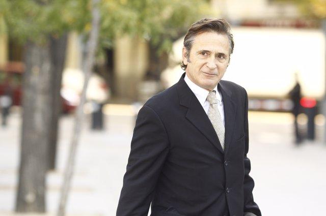 Josep Pujol declara en l'Audiència Nacional com imputat per blanqueig