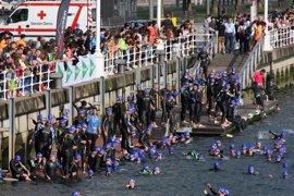 Bilbao Triathlon reunirá este sábado a más de 1.200 deportistas en su edición más internacional