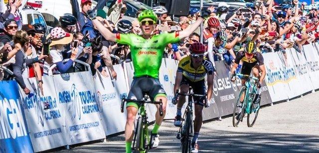 Talansky bate a Majka en el Tour de California