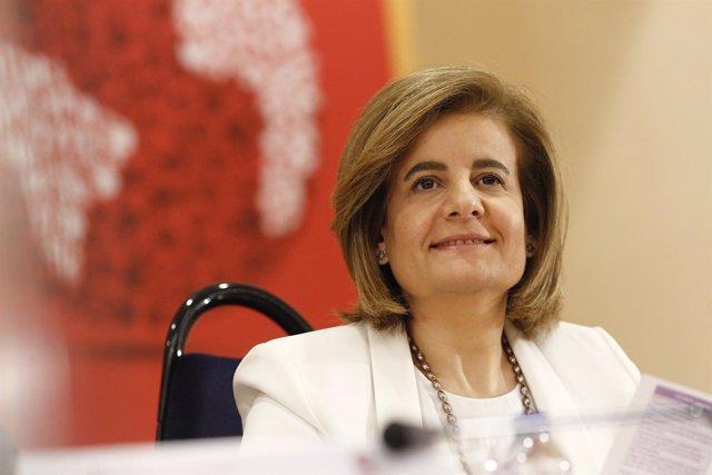 Báñez en la reunión de alto nivel sobre Aportes de la Seguridad  Social