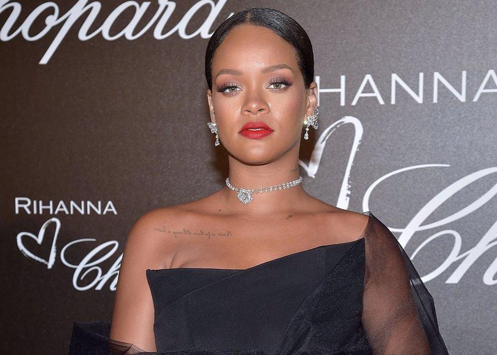 El vestido de Rihanna que se podría haber colado en la Gala Met