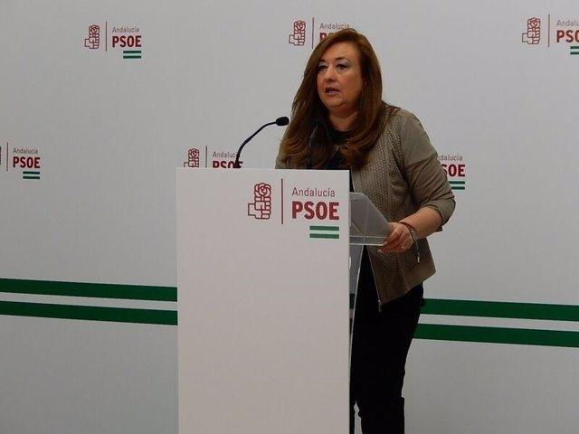 Soledad Pérez, este viernes