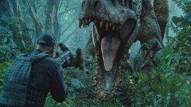 El Indomitus Rex volverá en Jurassic World 2