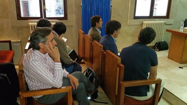 Tercer Dia Del Judici Als Germans Ruiz Mateos A Palma