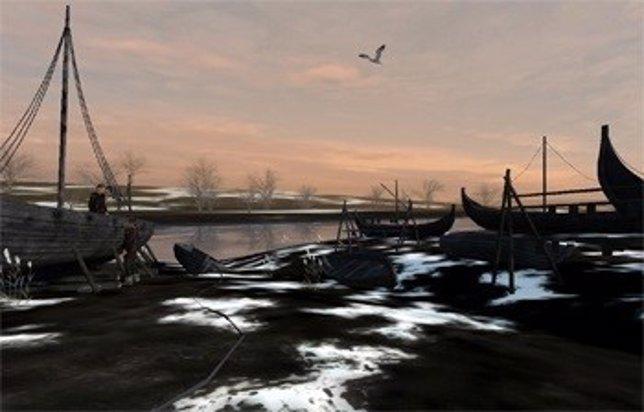 Recreación del campamento de Torksey
