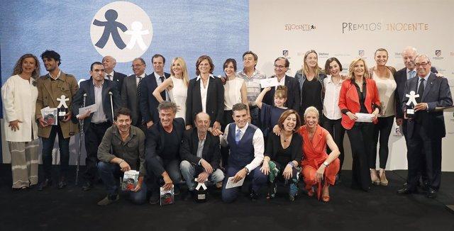 Los VII Premios Inocente