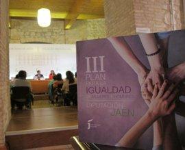 La Diputación presenta su III Plan para la Igualdad de Mujeres y Hombres con 123 acciones