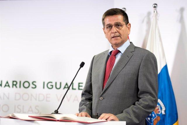 Comisionado de Inclusión Social y Lucha contra la Pobreza, Santiago Rodríguez