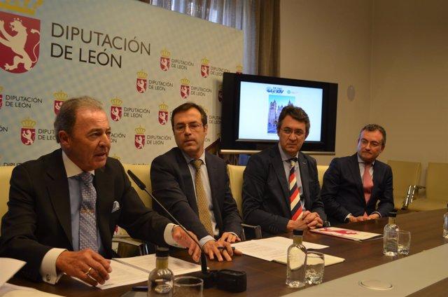 León: Prieto (I); Ramírez, Majo y Salguero