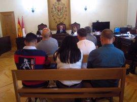 Testigo del juicio de Yuncos encargó tres caretas para una fiesta en Ibiza