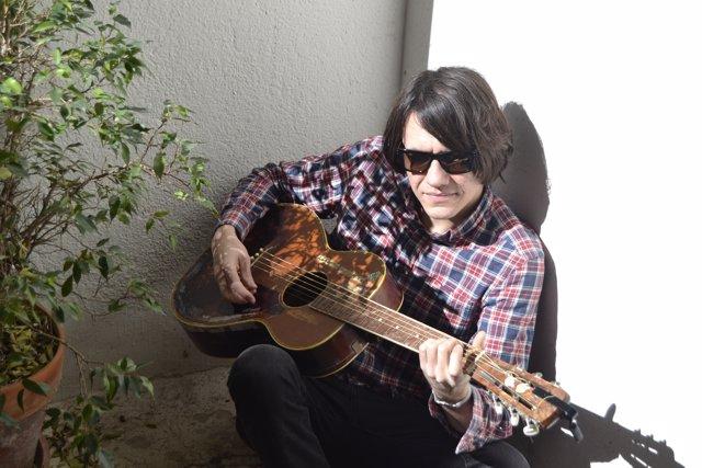 El músic Joan Colomo