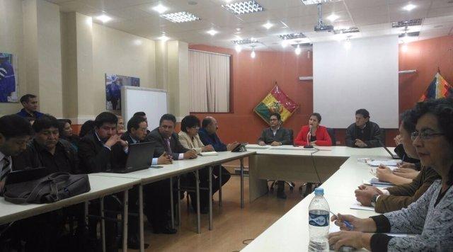 Colegio Médicos Bolivia