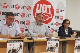 La marcha 'Defender las pensiones es cosa de todos' de UGT pasará por C-LM
