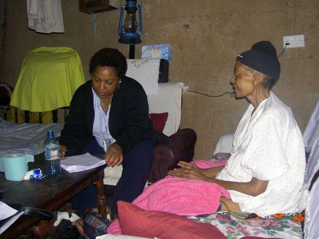 Cuidados Paliativos en África