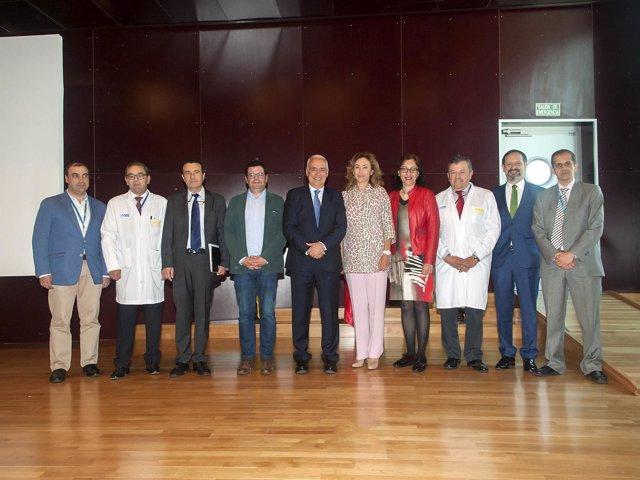 Ceniceros presenta Objetivos 2022 de Rioja Salud