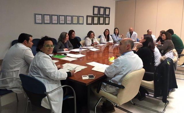 Comisión de Participación Ciudadana del Hospital de Osuna