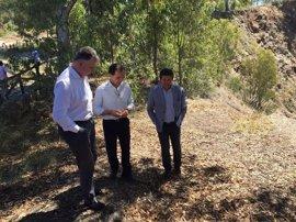 Junta abre expediente sancionador a Ormonde y Nueva Tharsis SAL tras la fuga de agua en la mina de La Zarza